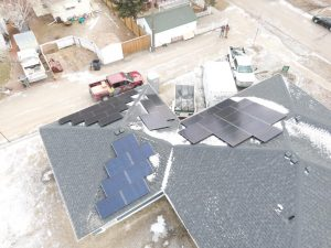 11.52KW, North Lethbridge