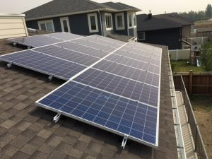 South Lethbridge, 4.4KW