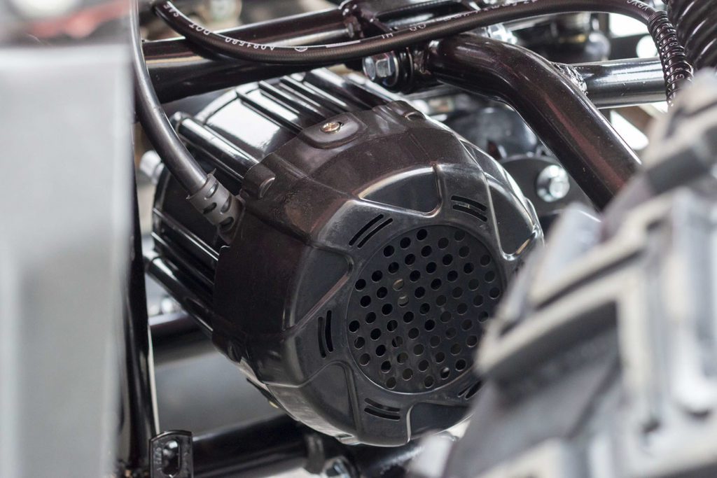 beast atv st - motor