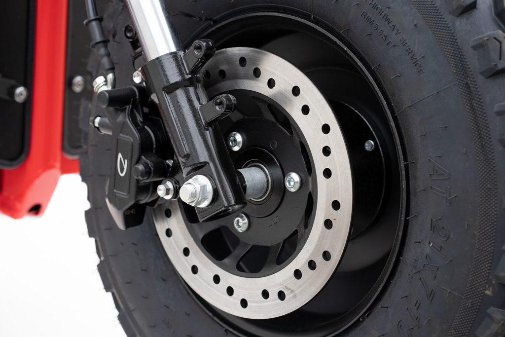 boomer beast 2 brakes
