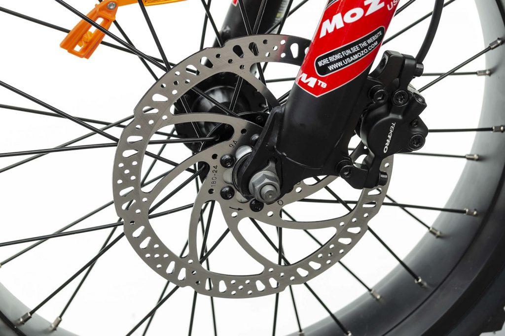 new yorker ft brakes