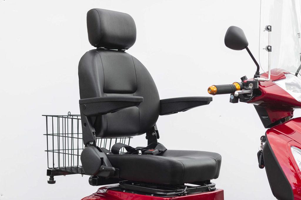 rickshaw mobility seat