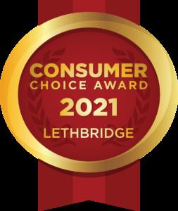Consumer choice award Lethbridge 2021